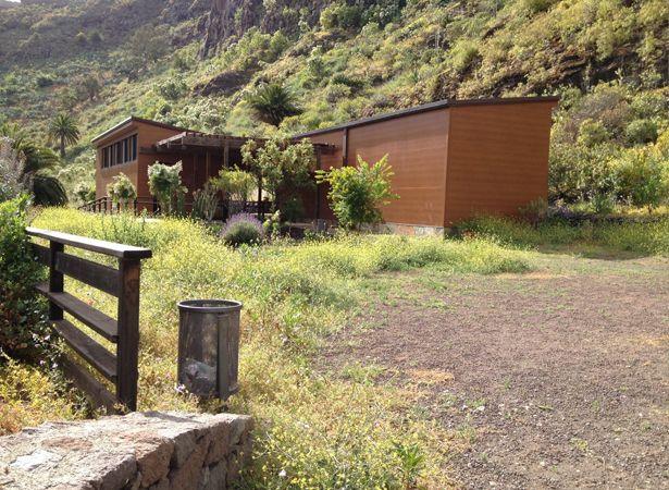 Aula de la Naturaleza de Fuente Morales