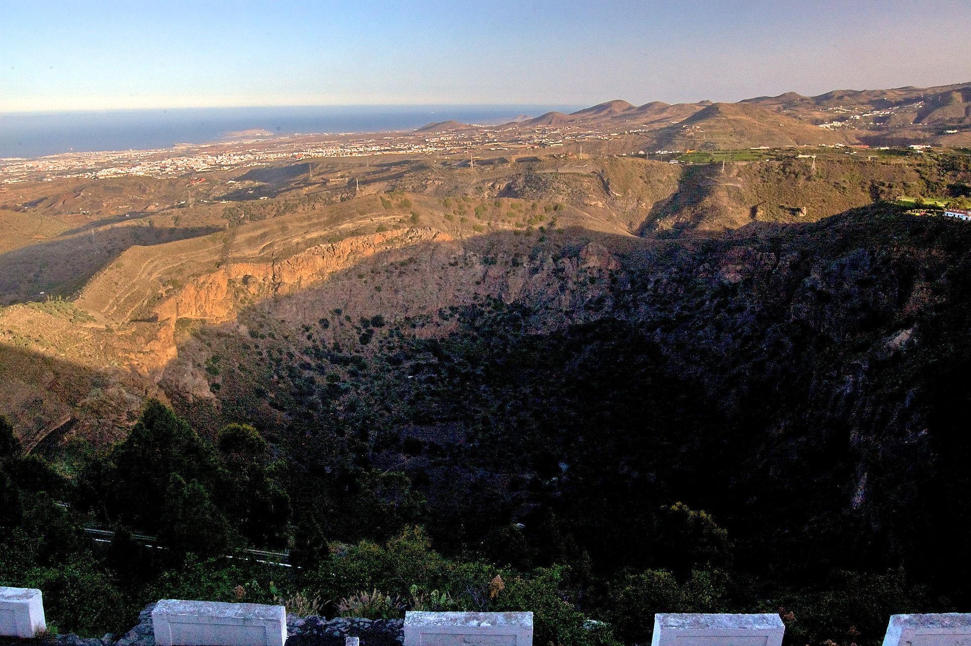 Monumento natural Bandama